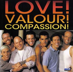 love valour compassiona
