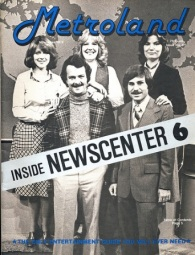 Tim as a member of the News Center 6 team.
